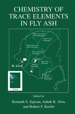 EBOOK : Chemistry of Trace Elements in Fly Ash
