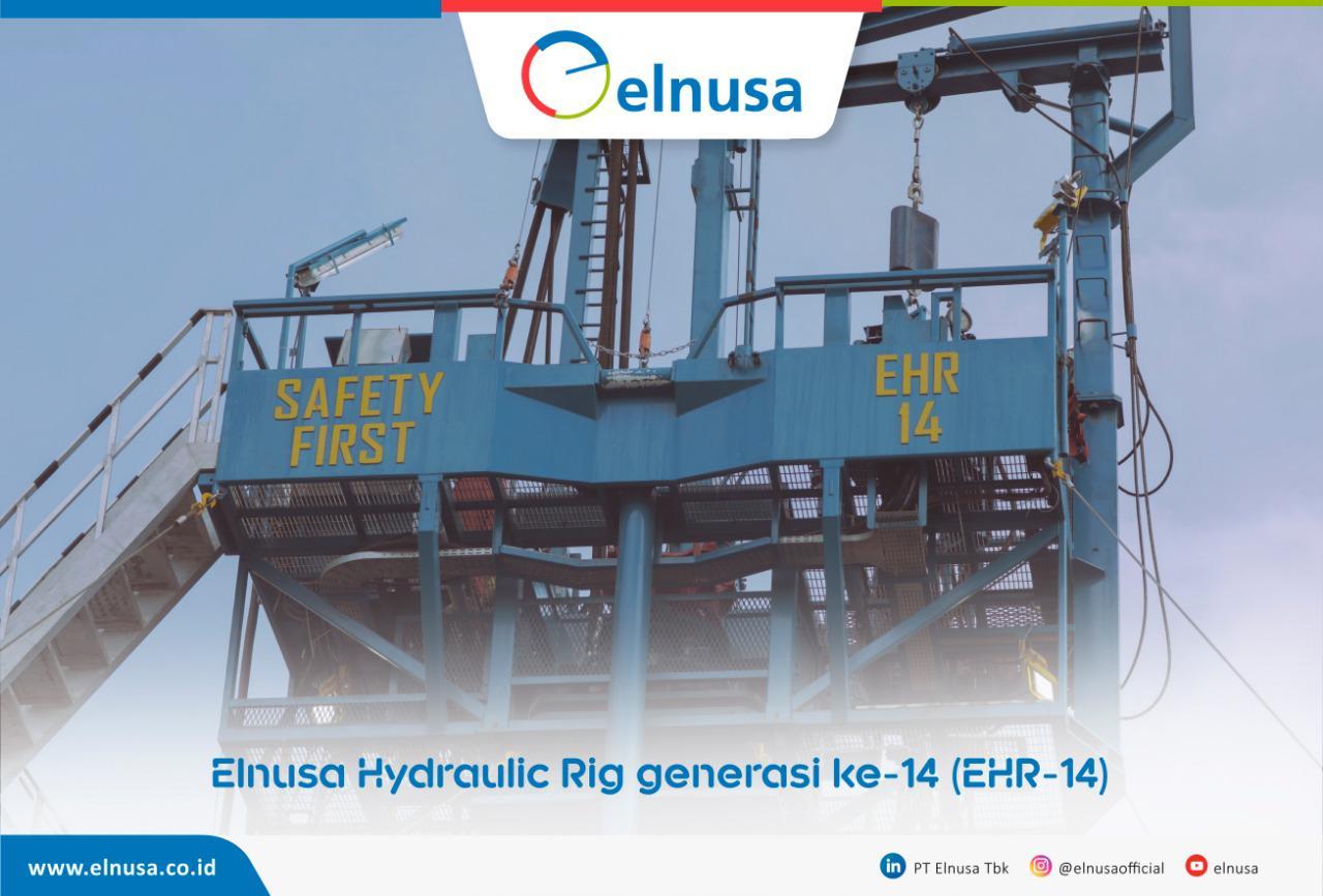 elnusa hydraulic rig