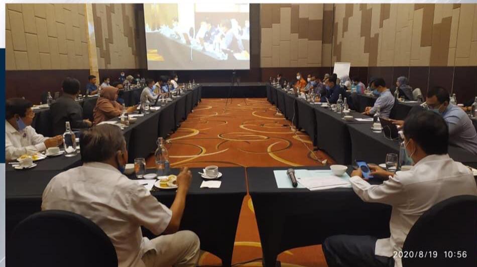 BPH migas gelar rapat PNBP