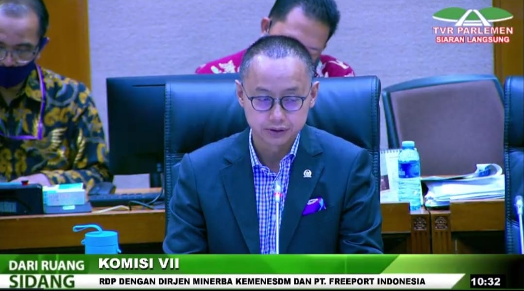 Wakil Ketua Komisi VII, Eddy Soeparno