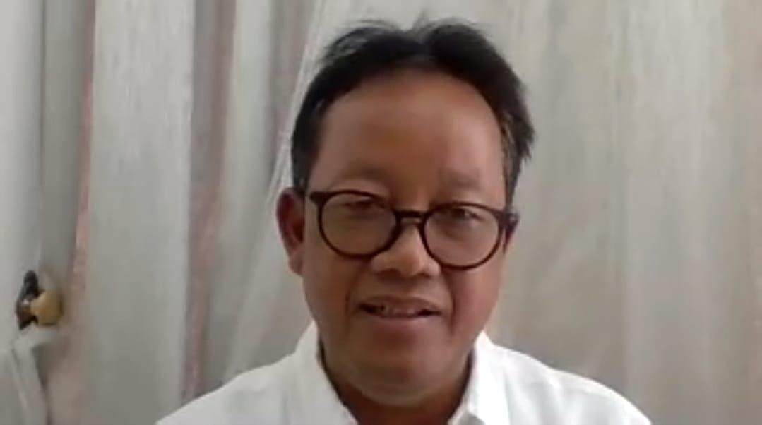 Ketua Komisi VII DPR, Sugeng Suparwoto