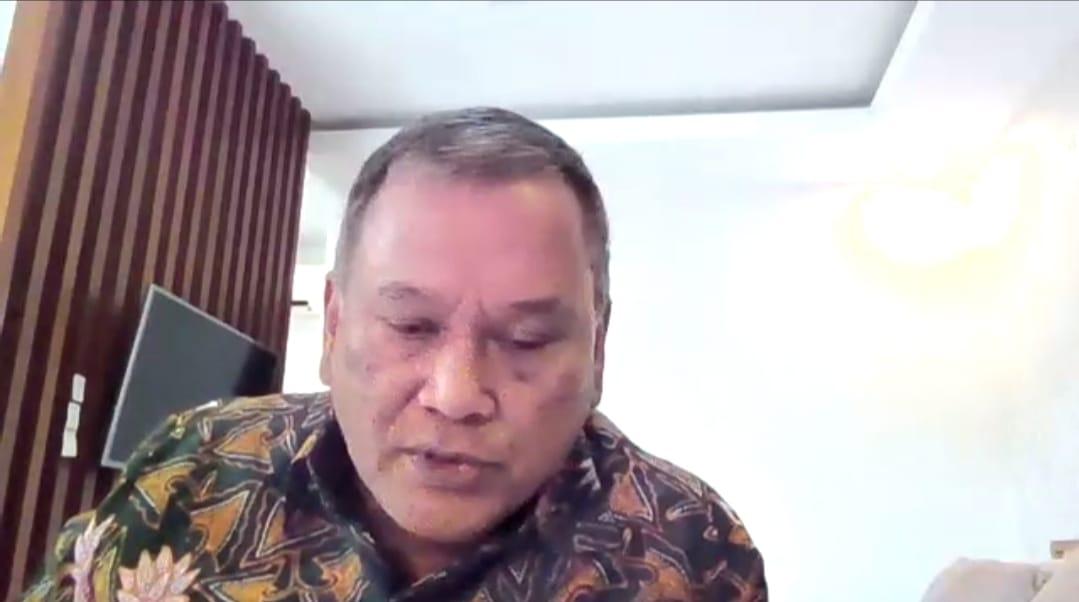 Sekretaris Jenderal Kementerian ESDM, Ego Syahrial