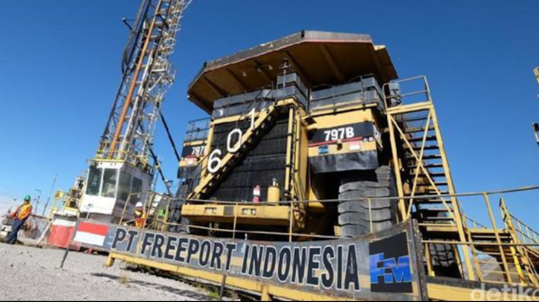 Source Freeport Indonesia
