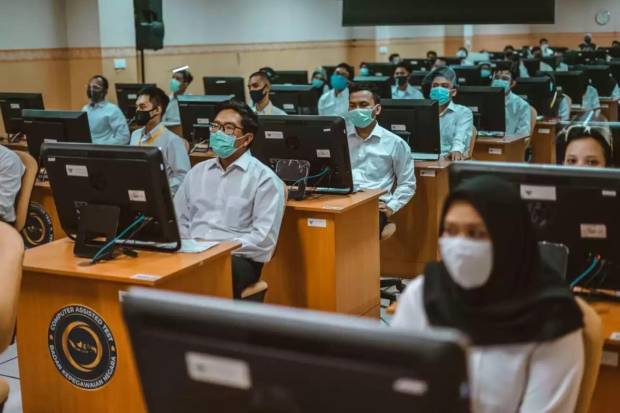 Kementerian ESDM gelar tes SKB CPNS 2019