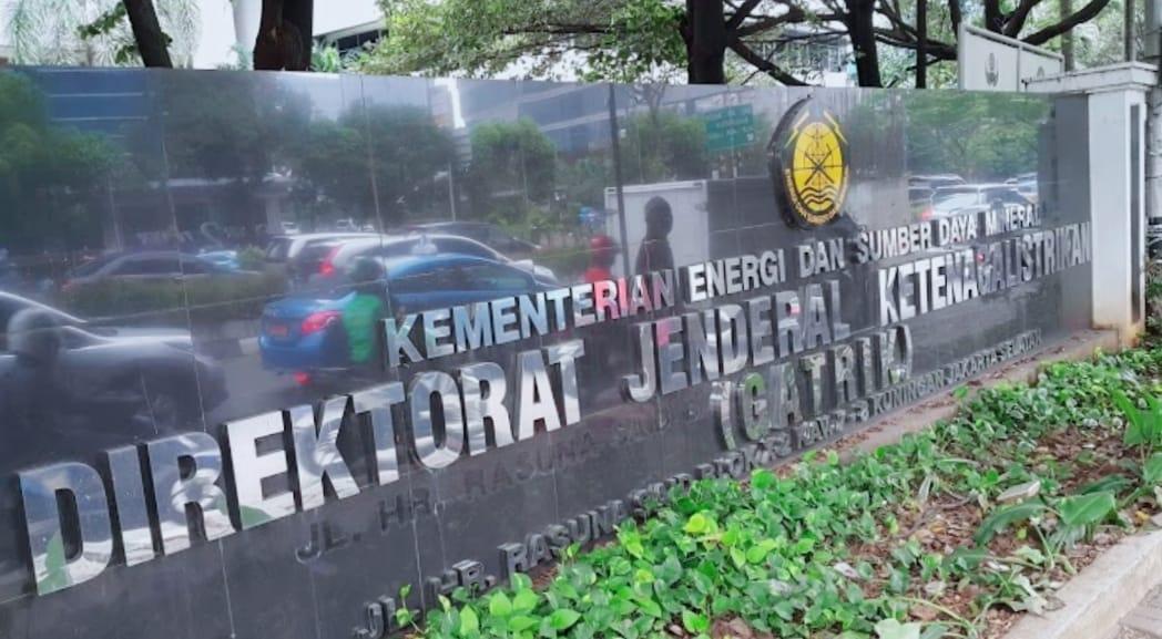Kantor Ditjen Gatrik ESDM