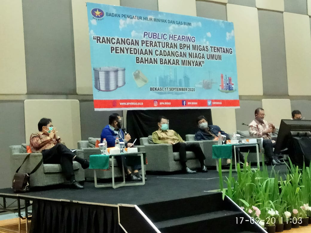 BPH Migas gelar public hearing