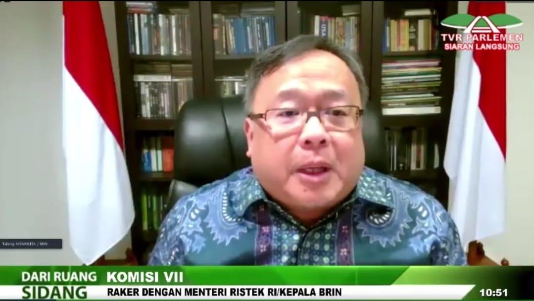 Menteri Ristek, Bambang Brodjonegoro