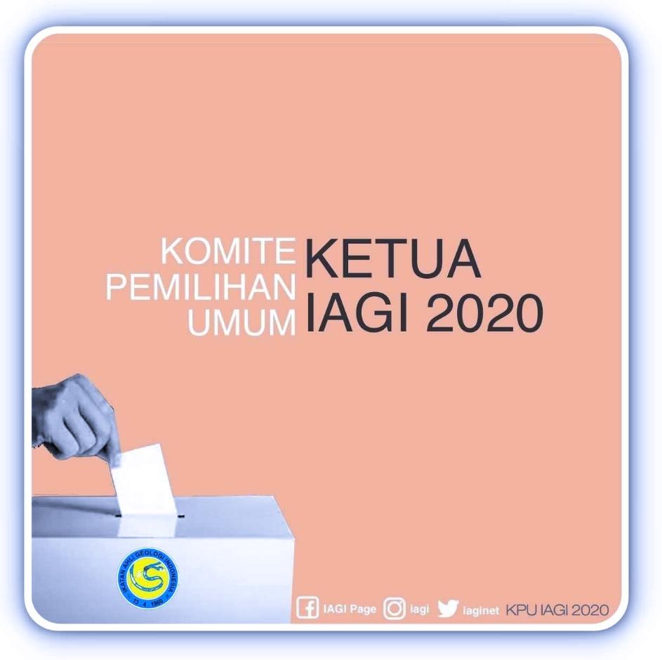 Pemilu IAGI secara online
