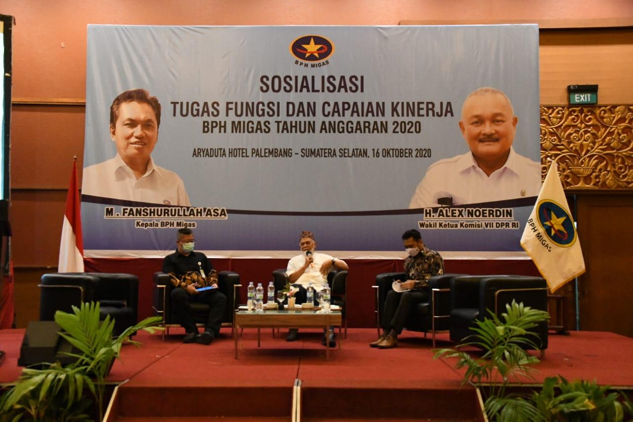 Dialog BPH Migas, Komisi VII DPR dan Pertamina