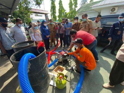 Nelayan dan petani Bone