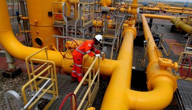 pipa gas baru