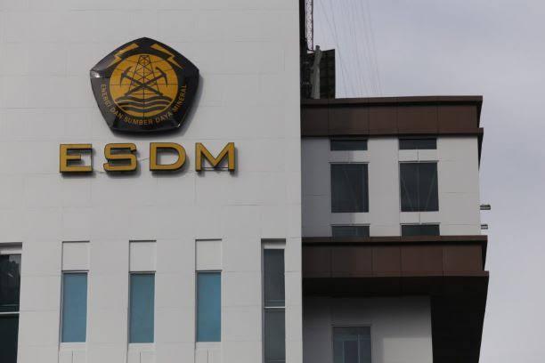 Kantor Kementerian ESDM