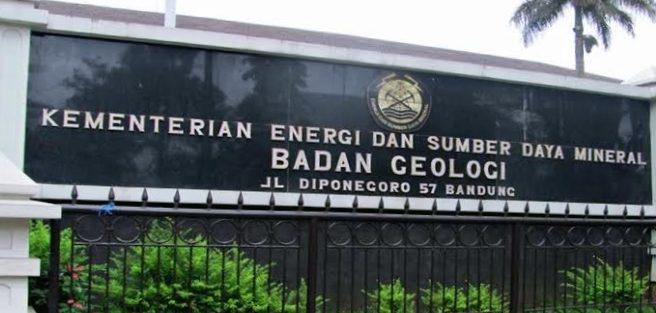 Badan Geologi Kementerian ESDM