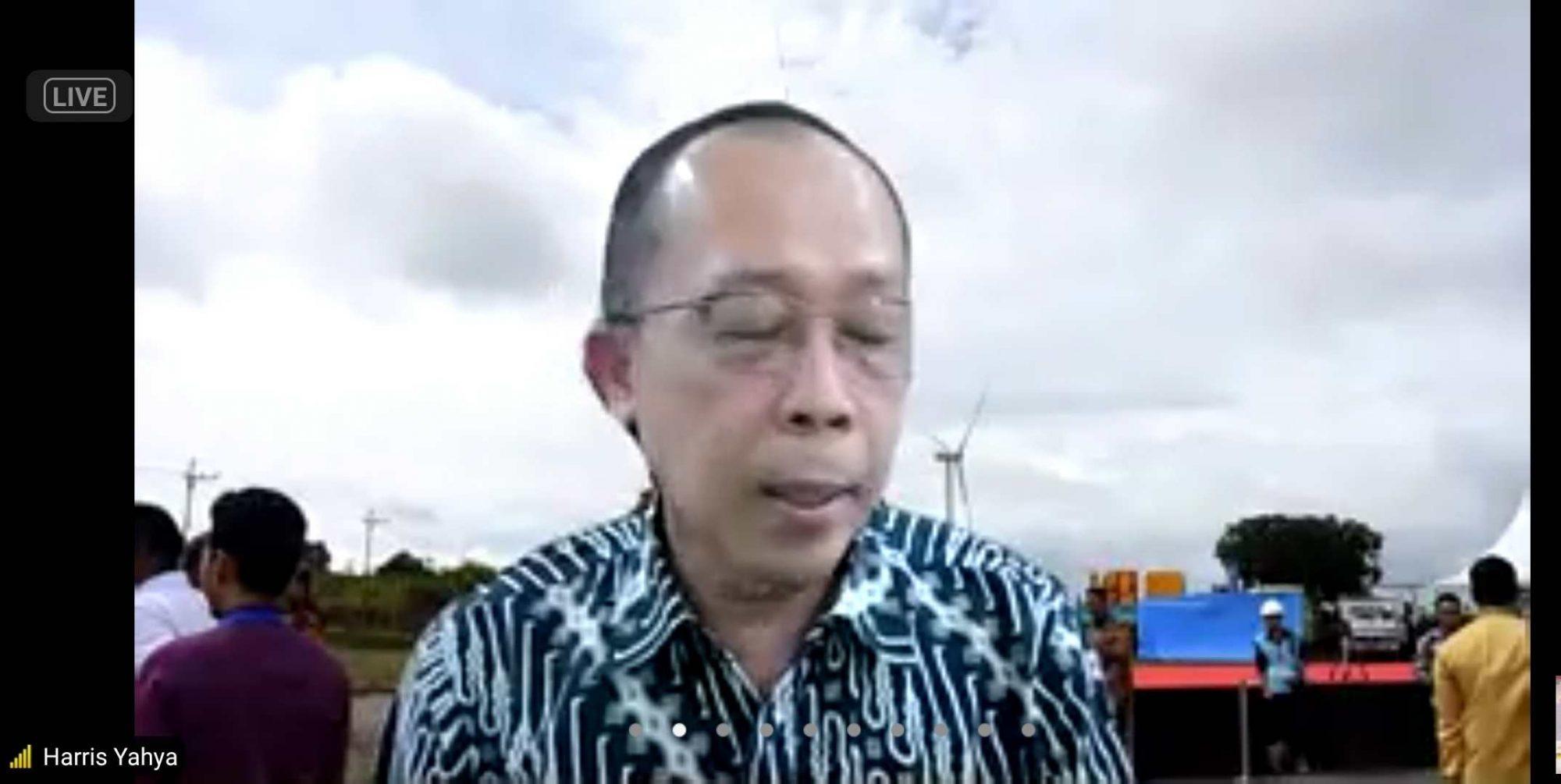 Direktur Panas Bumi Ditjen EBTKE