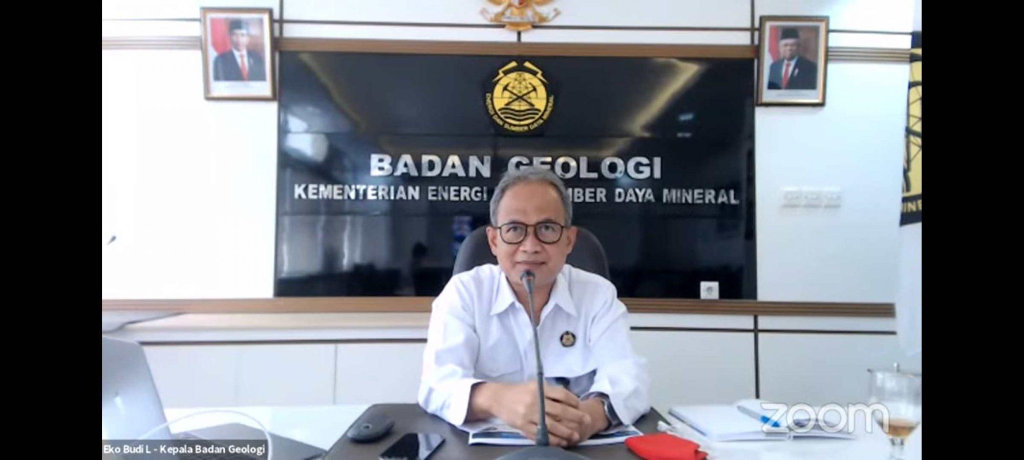 Kepala Badan Geologi