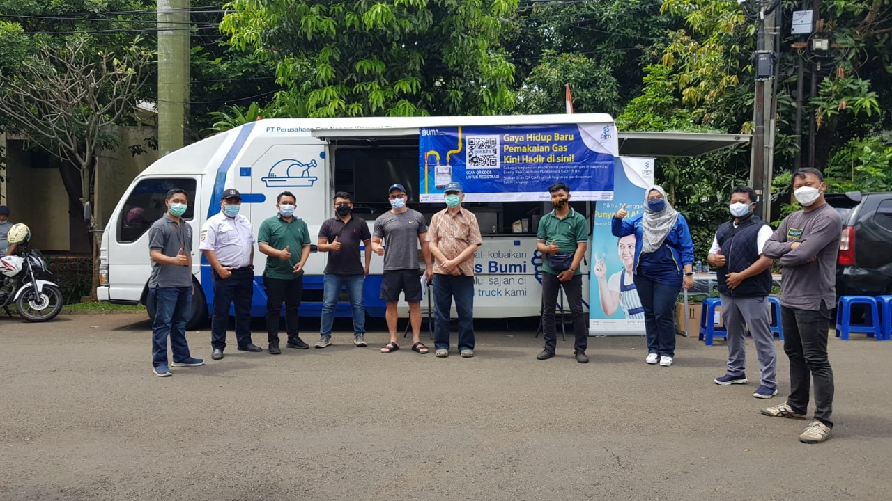 Food Truck PGAS Solution