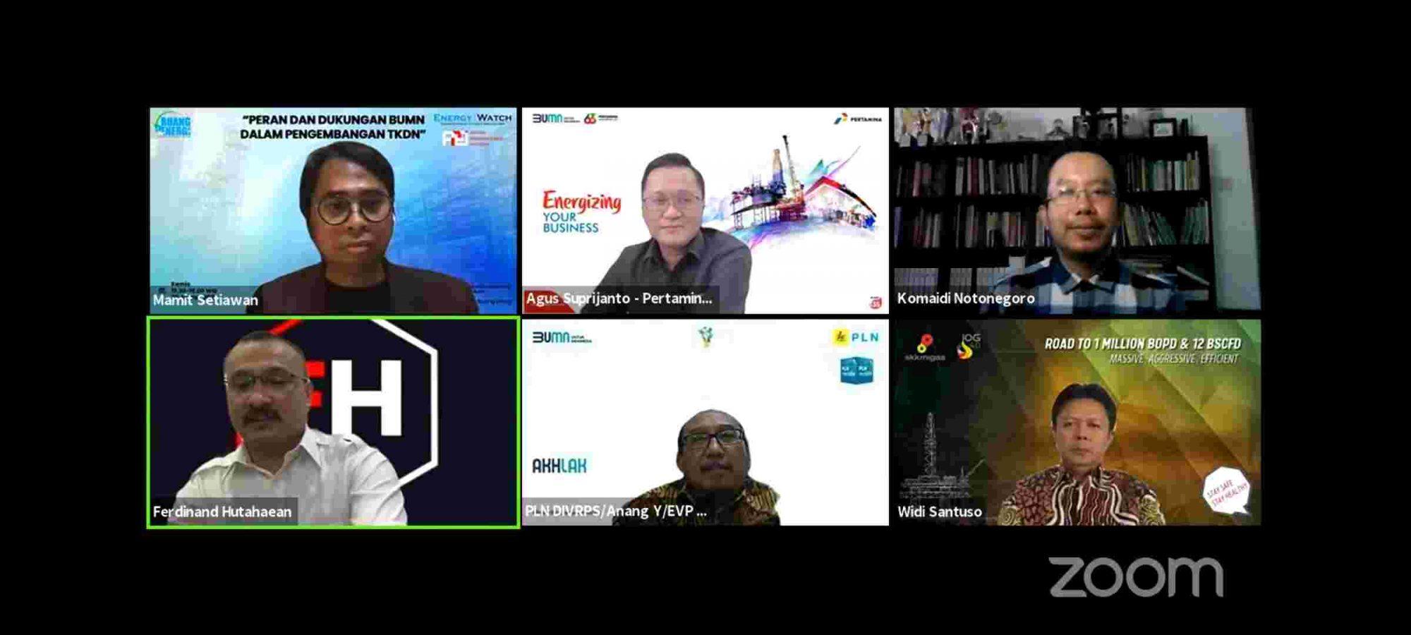 Energi Watch Indonesia
