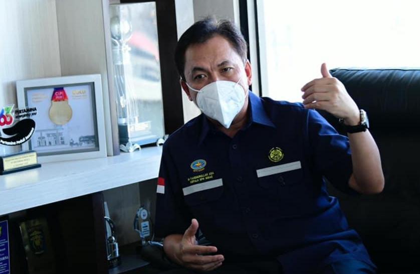 Kepala BPH Migas M Fansrullah Asa