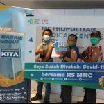 BRMS Laksanakan Program Vaksinasi Gotong Royong