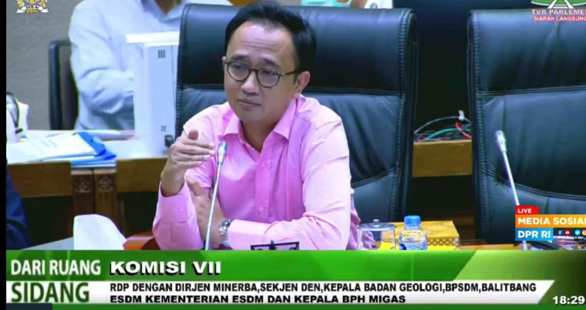 Wakil ketua komisi VII