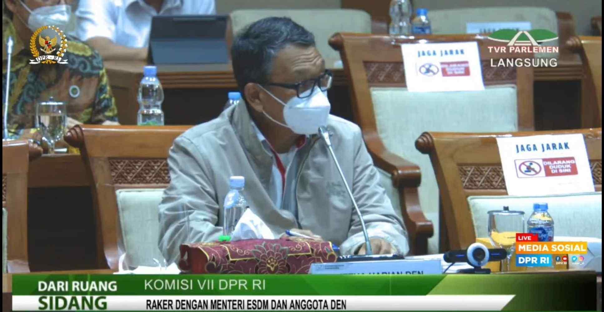Menteri ESDM