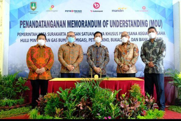 Kerjasama Pemkot Surakarta dengan Petrotekno
