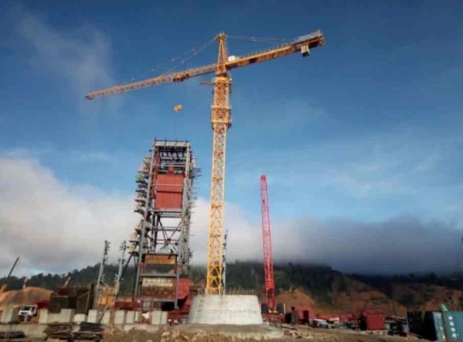 Pembangunan smelter nikel