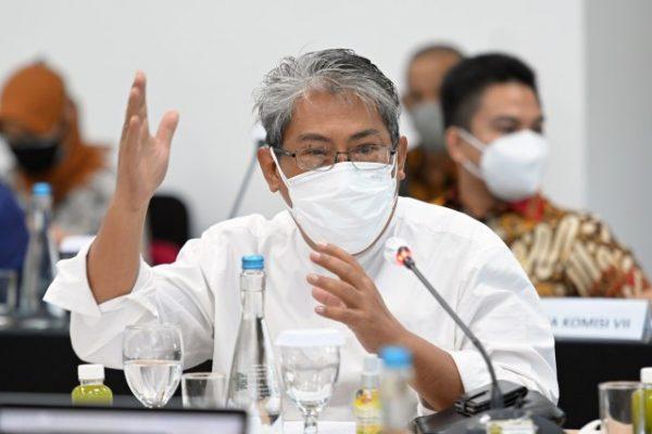 Anggota Komisi VII DPR