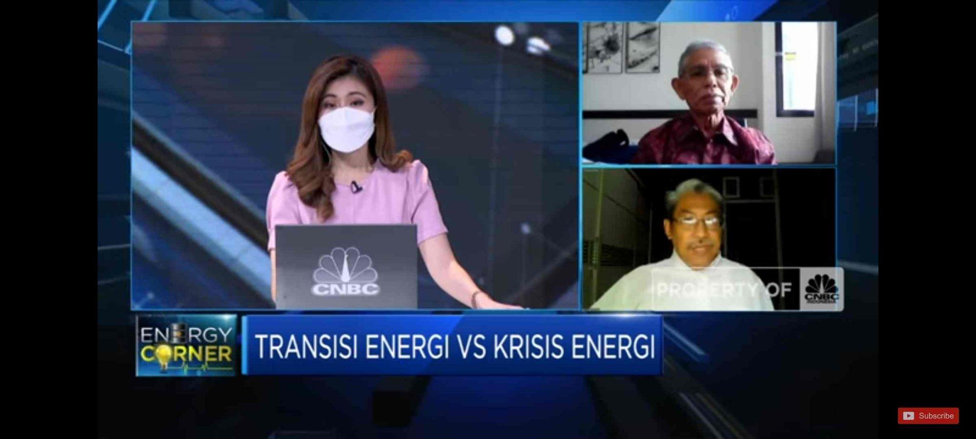 Krisis Energi